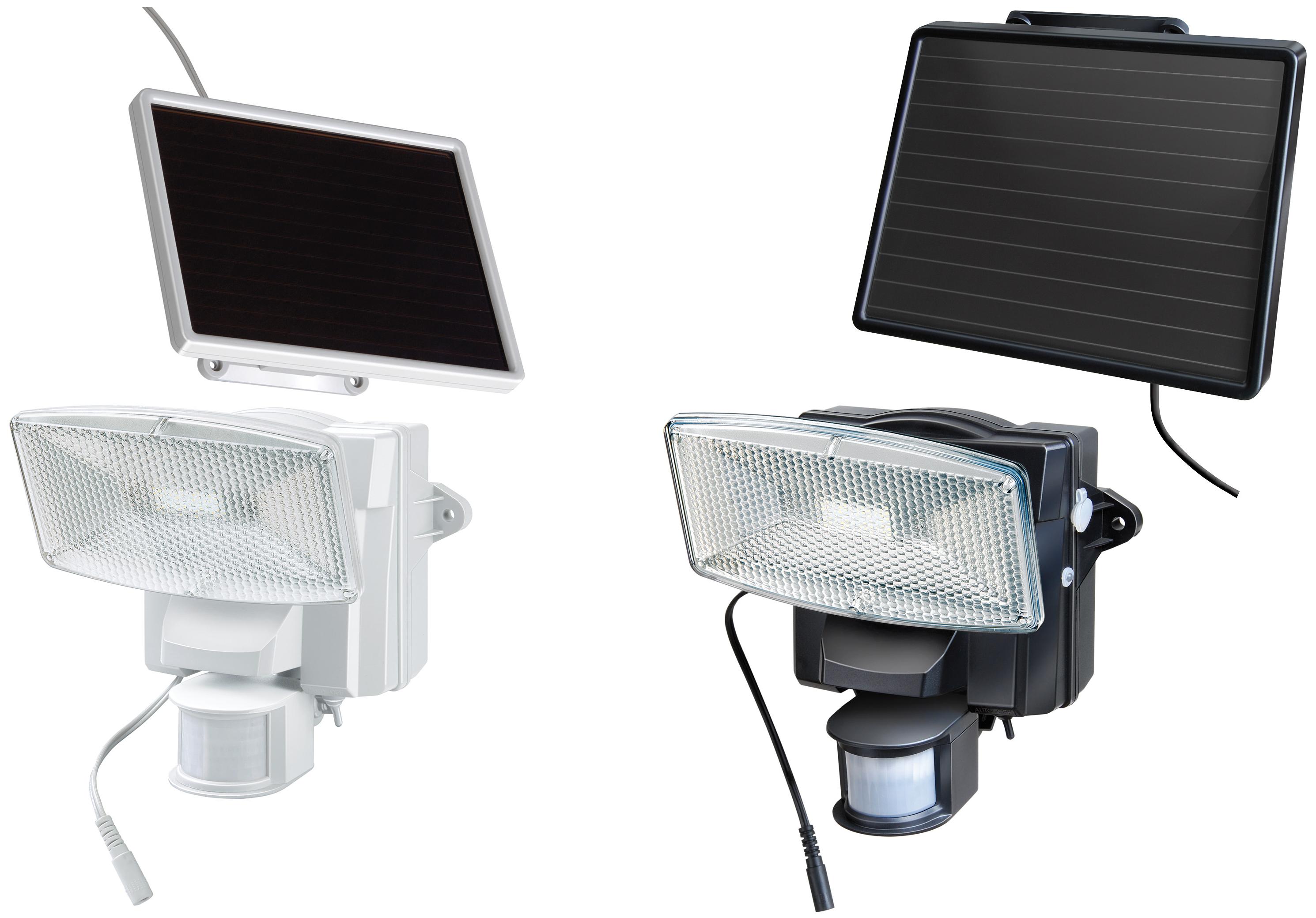 219853_Solar_LED-Strahler Wunderbar Brennenstuhl solar Led Strahler Dekorationen